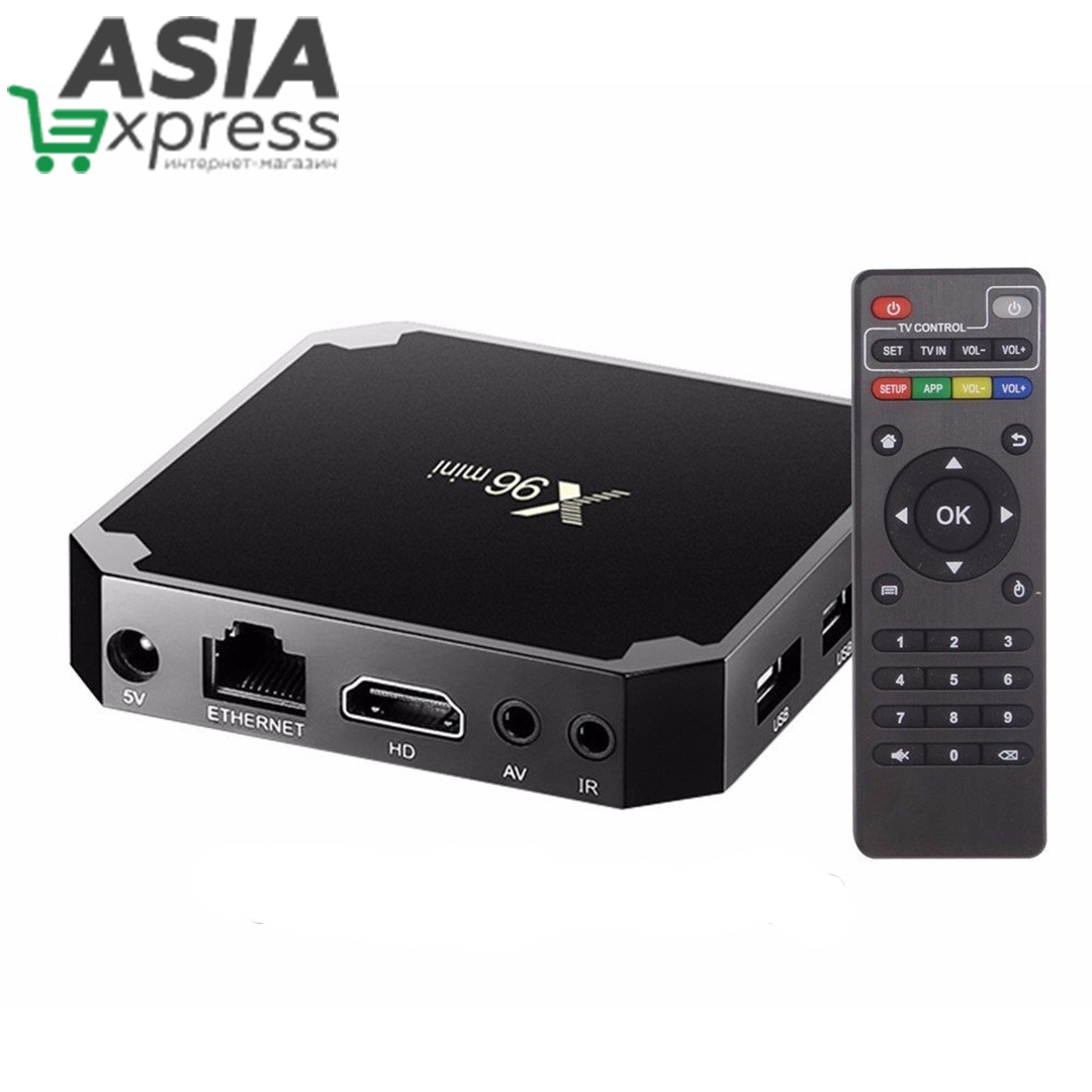 Приставка Smart TV Android Tv Box X96 mini 2G/16G