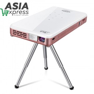 WELT Mini Projector X2 Android 7.1 HDMI WIFI DLP Projector